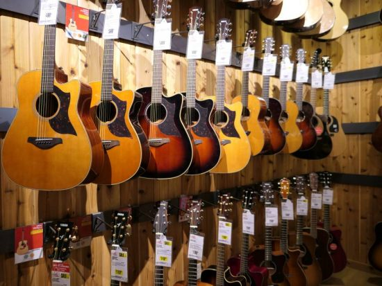 Akoestische gitaren Guitar Center