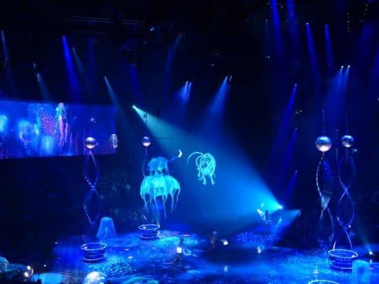 Scene Octopus' Garden show Love