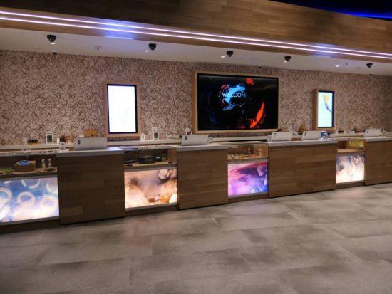 Verkoopbalie Planet 13 Las Vegas