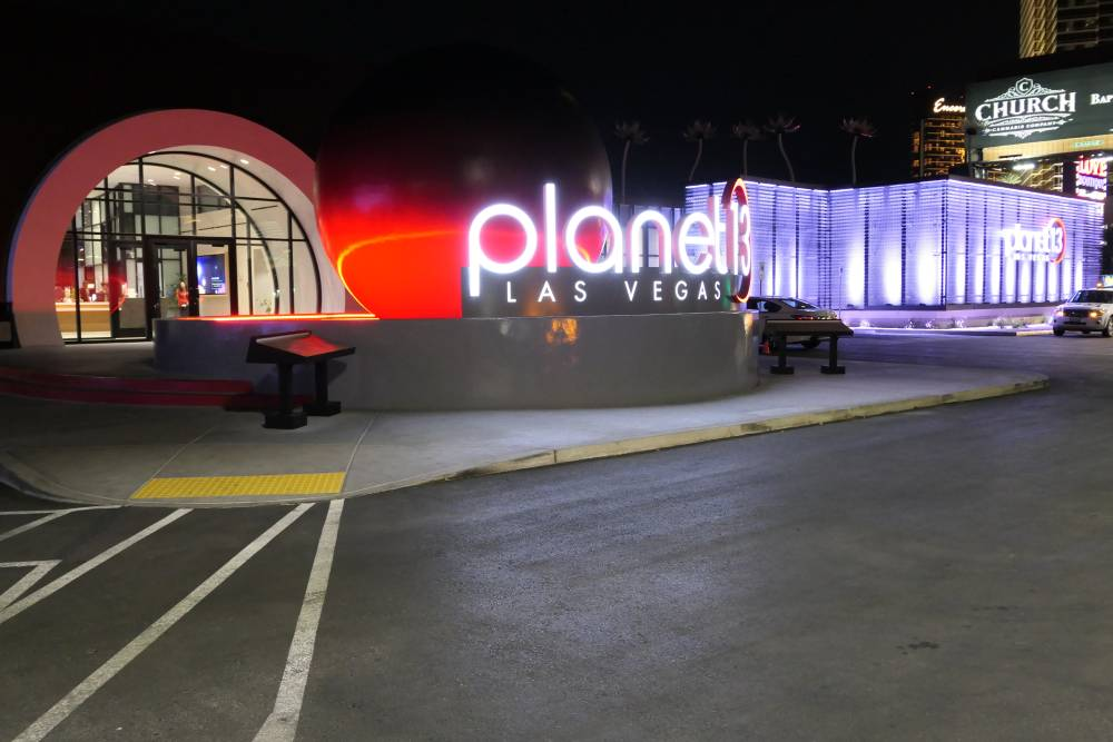 Planet 13, cannabis superstore and entertainment complex