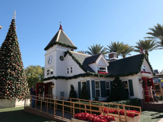 Santa Claus House Town Square Las Vegas