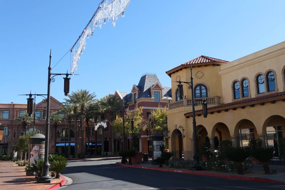 Winkelcentrum Town Square Las Vegas bezoeken