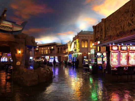 Het prachtige Sunset Station Hotel en Casino