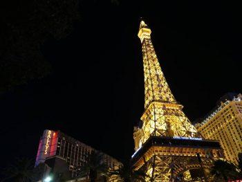 Eiffel Toren Paris Hotel in Las Vegas