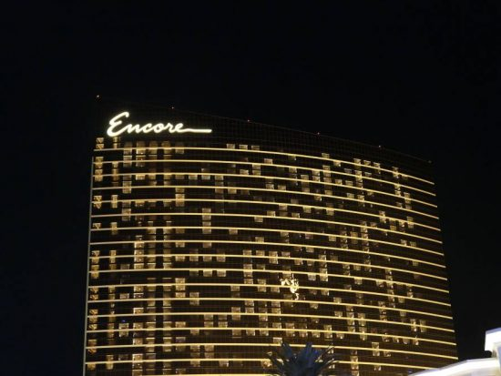 Encore Hotel in Las Vegas