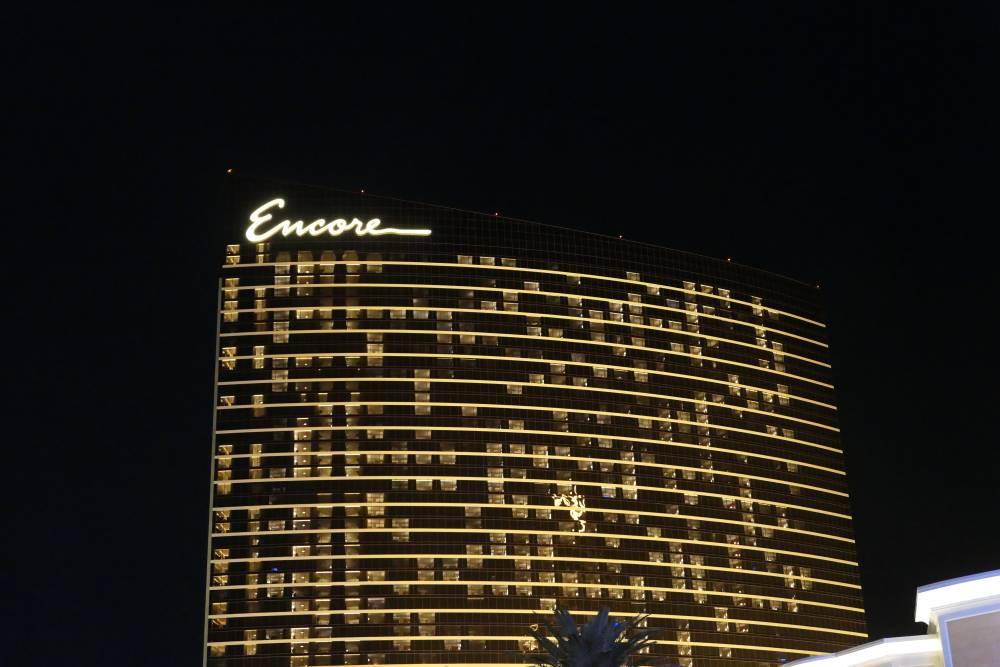 Encore Casino en Hotel in Las Vegas