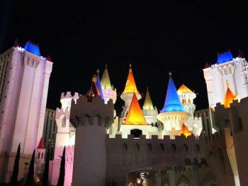 Excalibur Hotel en Casino in Las Vegas