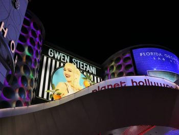 Gevel Planet Hollywood Hotel en Casino