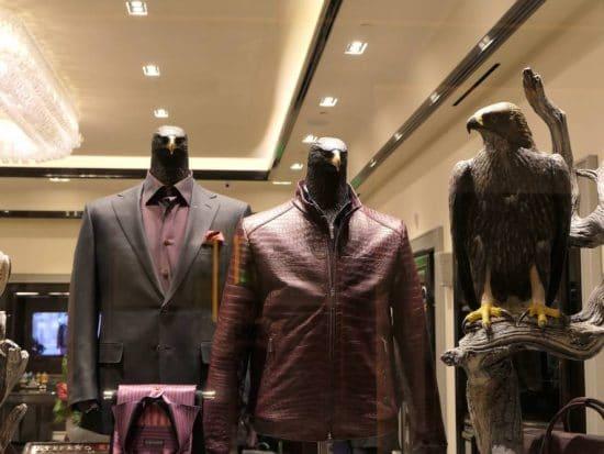 Stefano Ricci shop