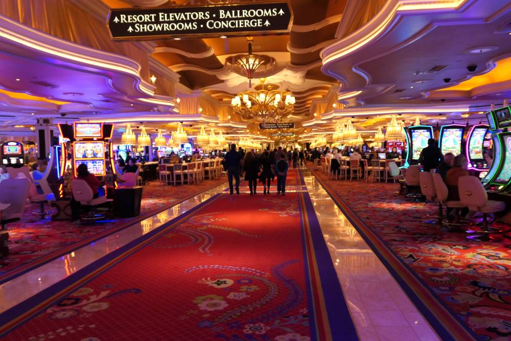 Wynn Casino in Las Vegas
