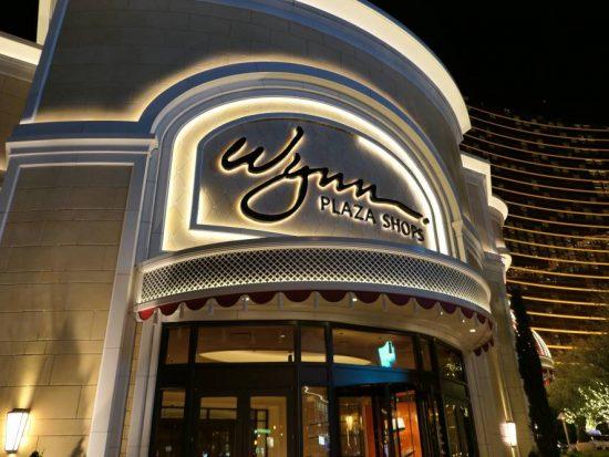Wynn Plaza Shops Las Vegas