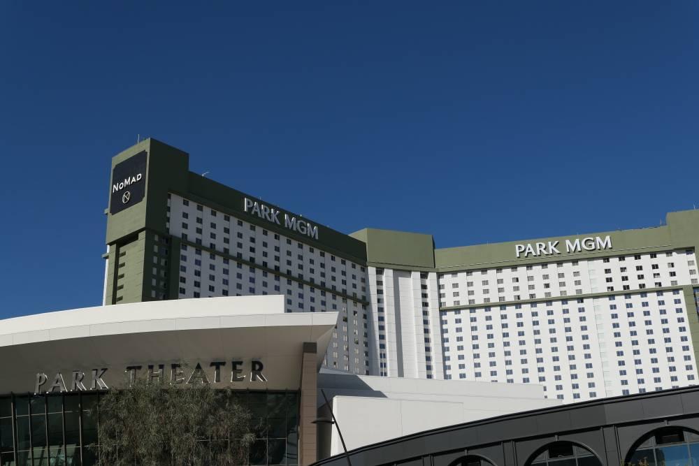 NoMad Hotel en Park MGM in Las Vegas