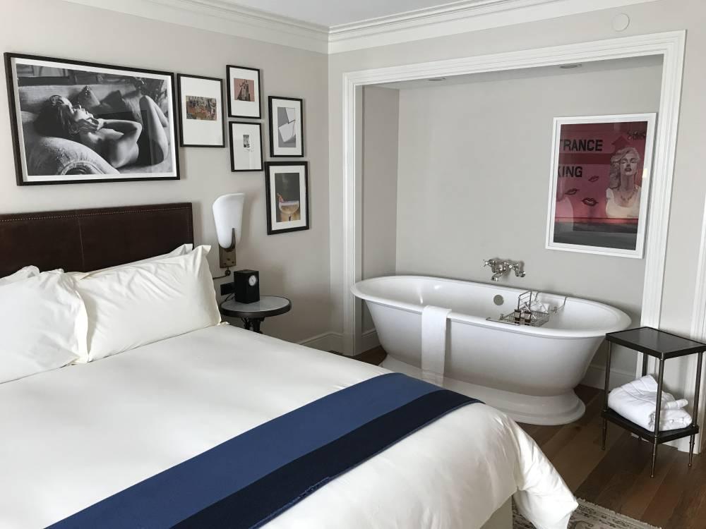 Kamer nomad hotel Las Vegas