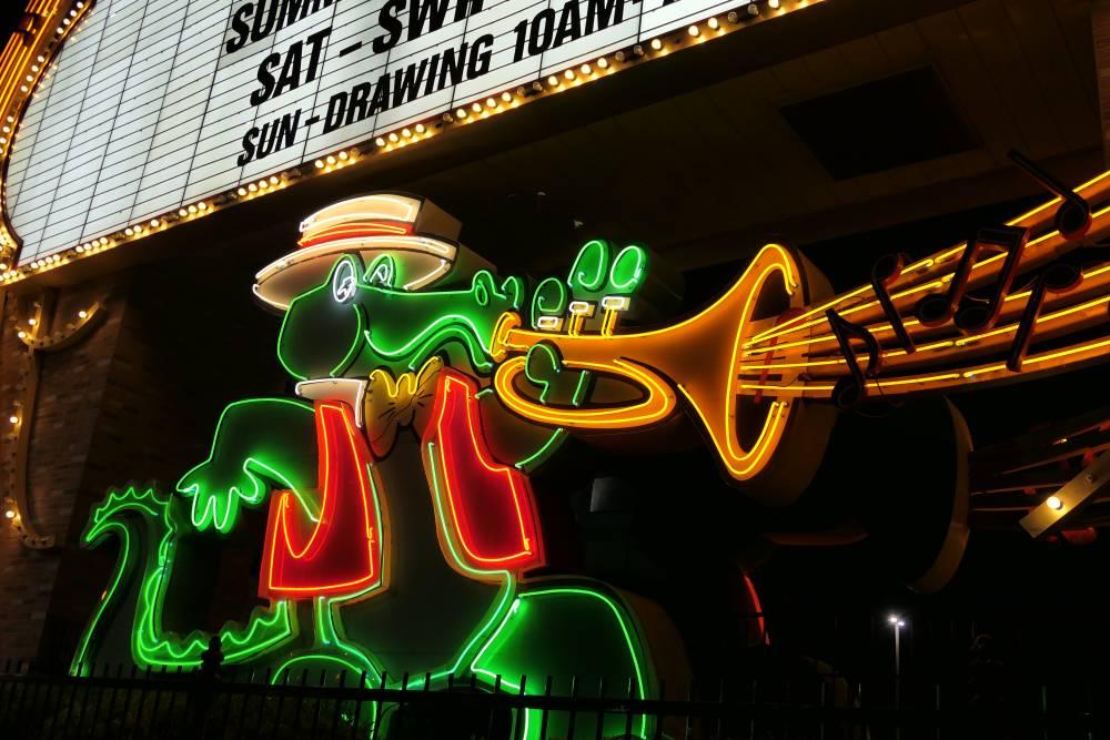 Las Vegas reis nummer 9, vlucht en The Orleans