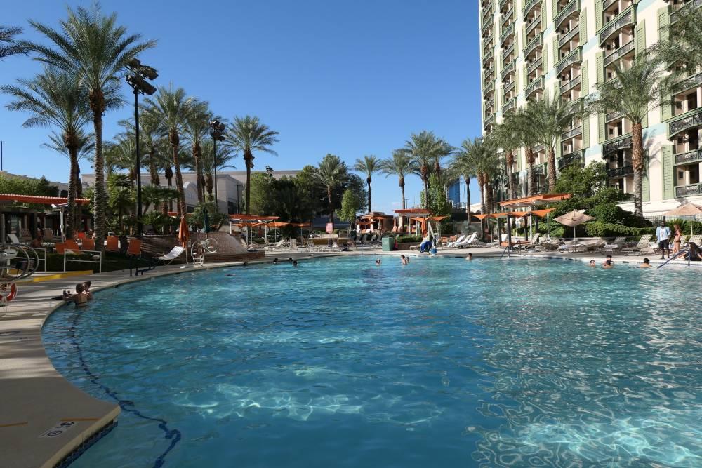 Zwembad Orleans Hotel