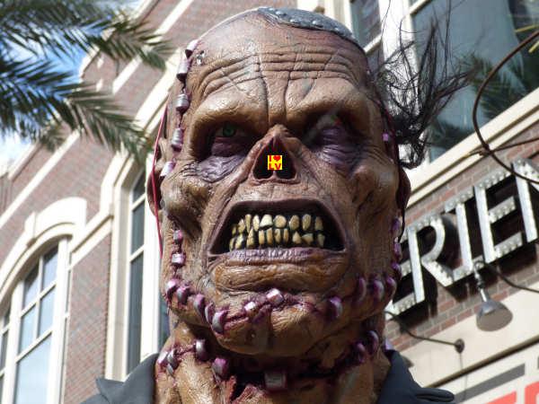 Halloween in Las Vegas 2019