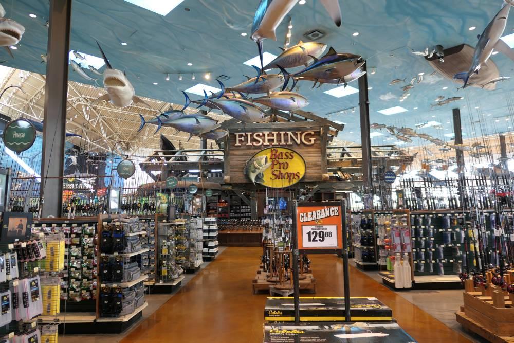 Bass Pro Shops Fishing