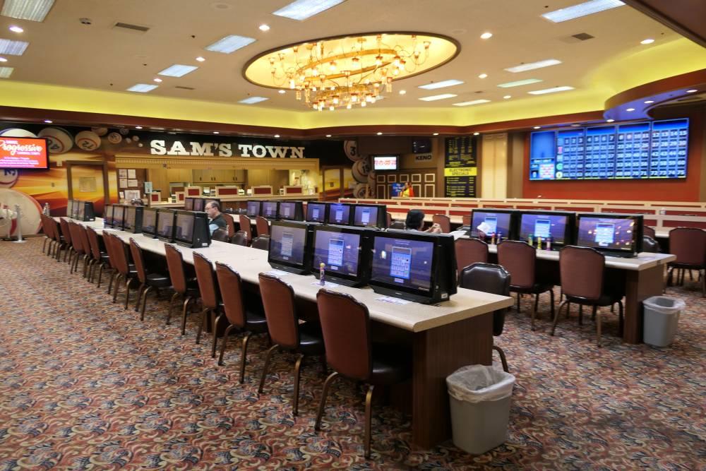 Bingo Sam's Town Casino