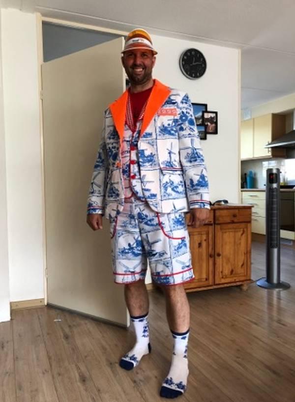 Halloween Outfit Martijn