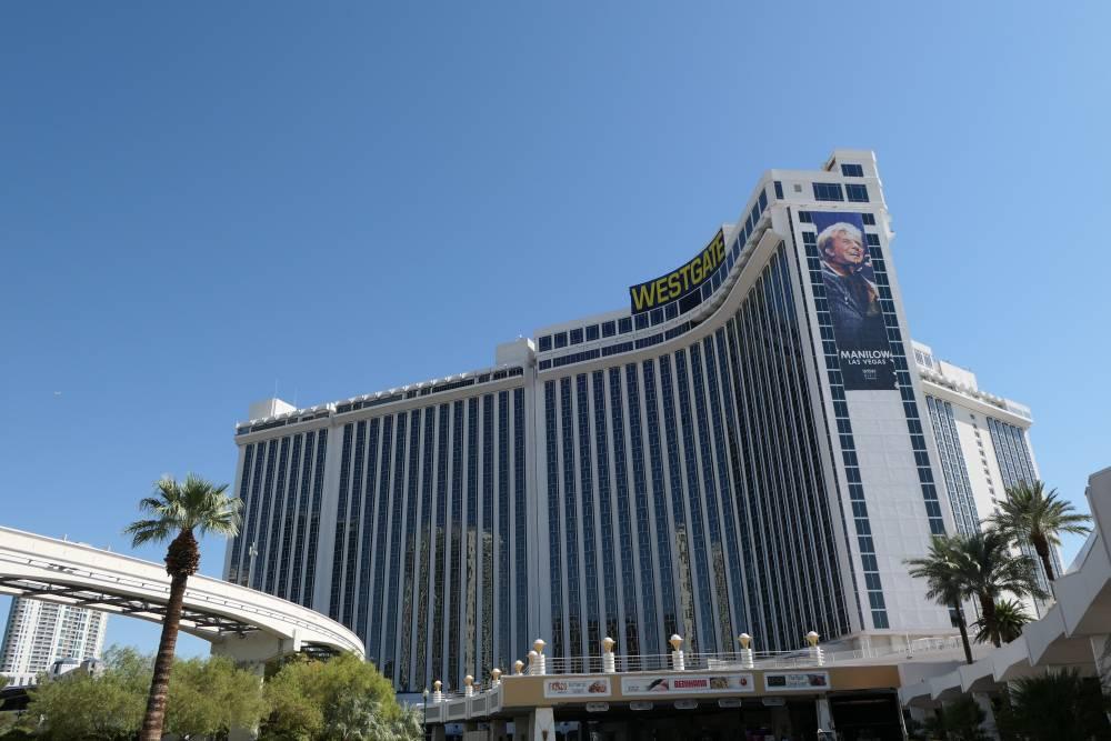 Afscheid nemen van het Westgate Hotel en Casino