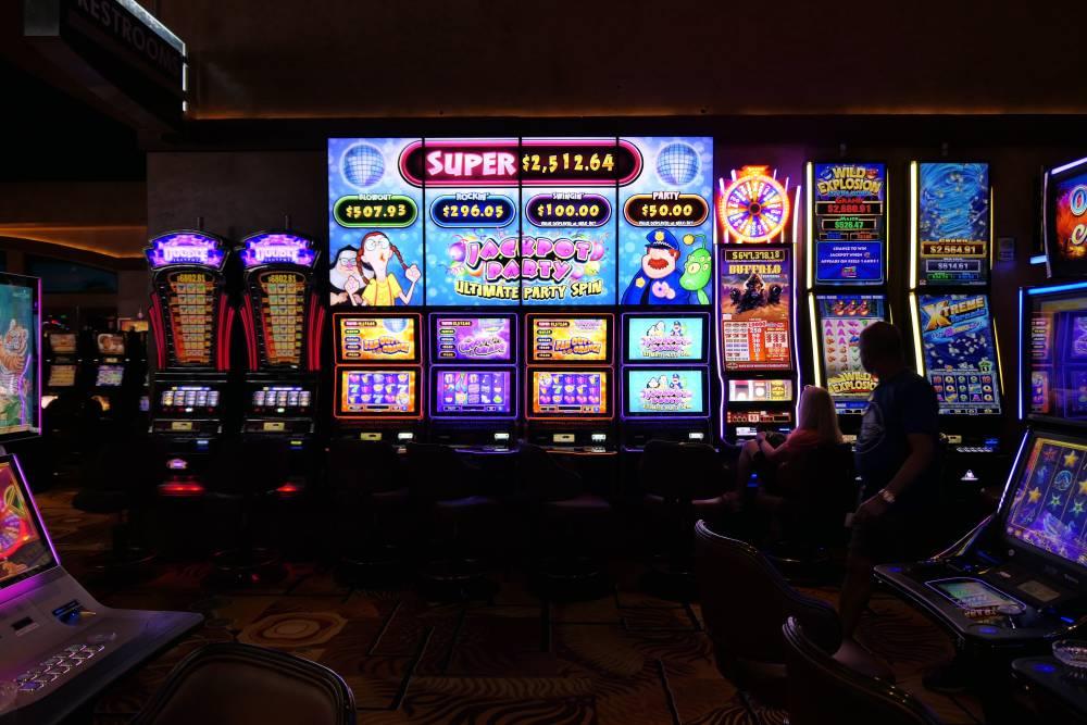 Jackpot Party gokkasten in Silverton Casino
