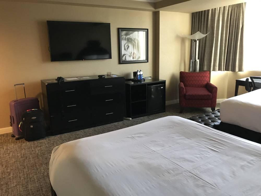 Ruime hotelkamer Westgate Hotel
