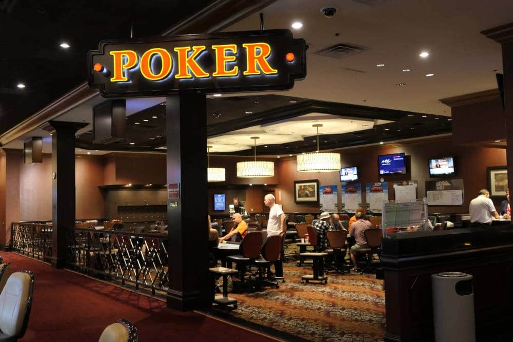 Poker Sam's Town Casino