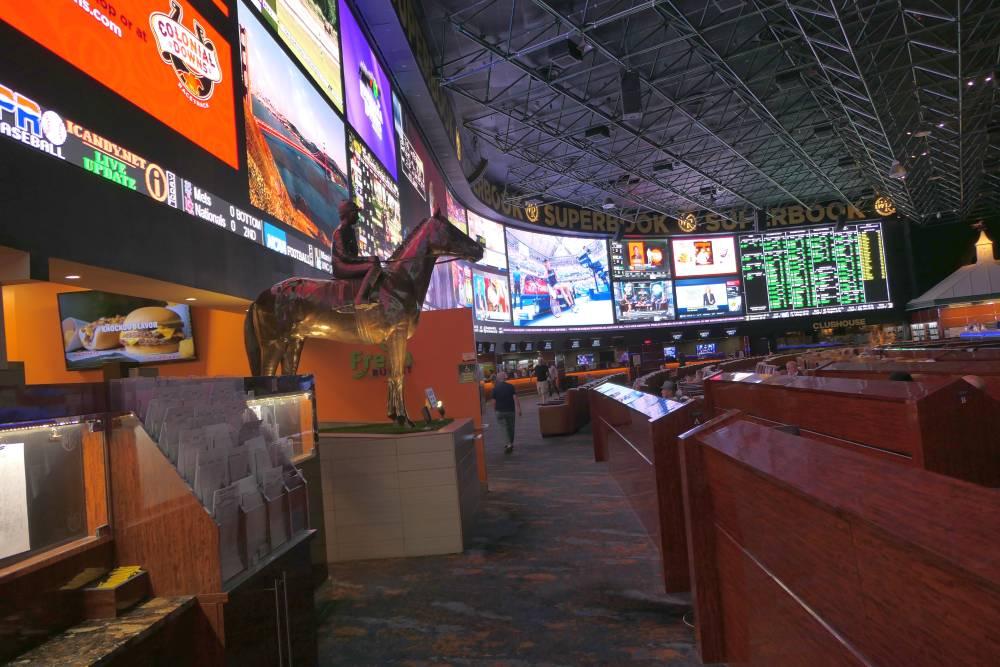 Grootste Race en Sportbook in de wereld, Westgate Casino Las Vegas