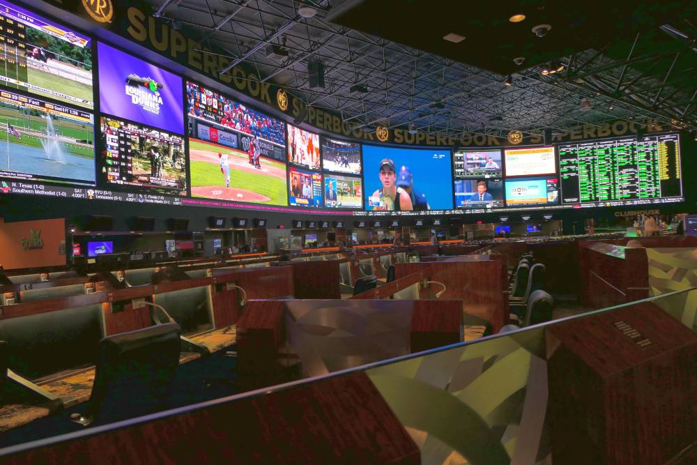 Race & Sports Superbook Westgate Casino