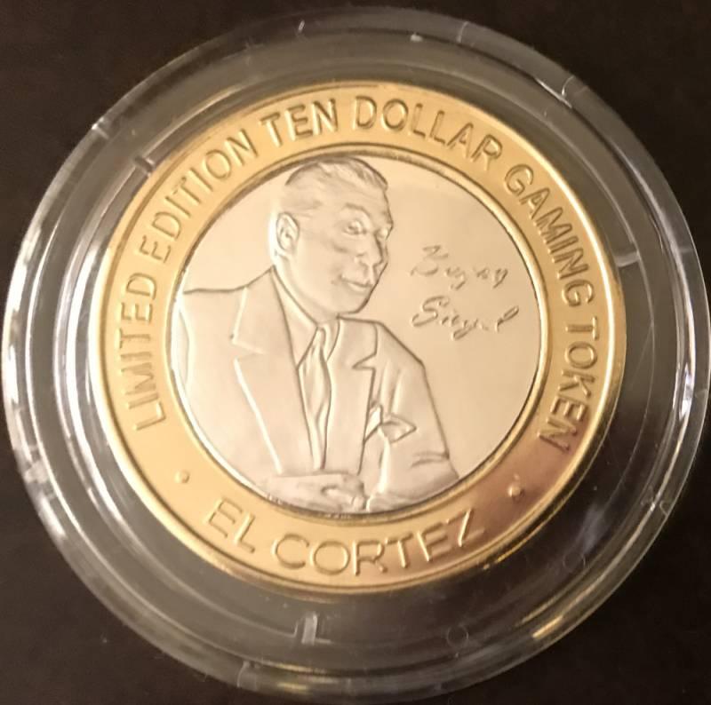Silver Strike Coin El Cortez Casino