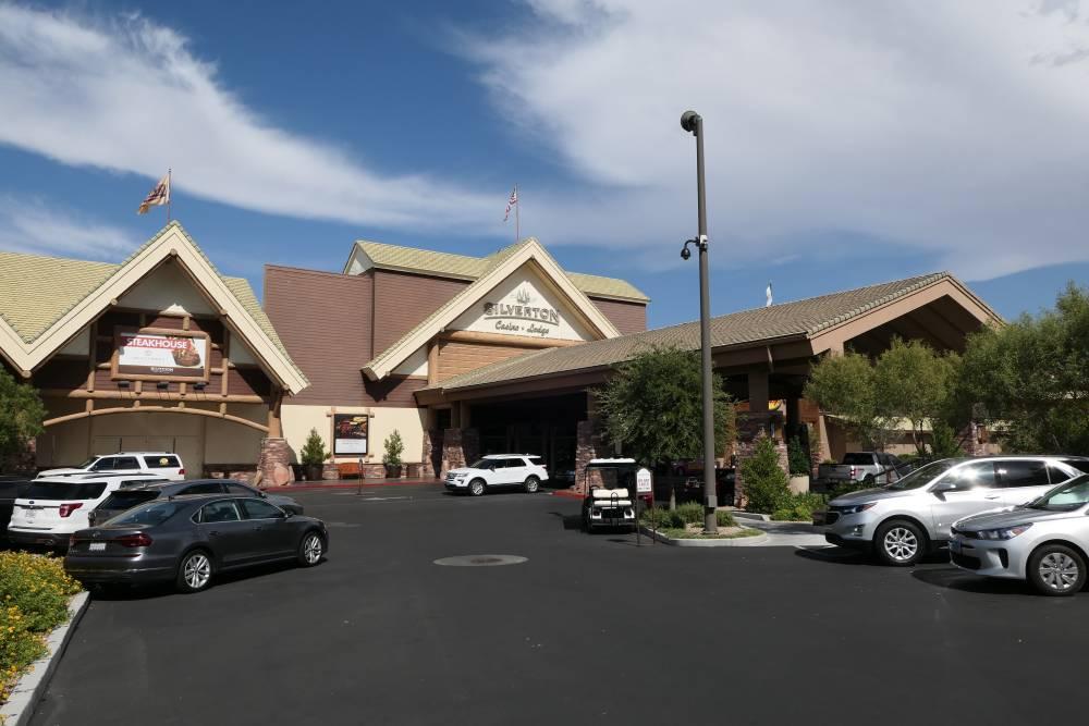 Silverton Hotel en Casino in Las Vegas