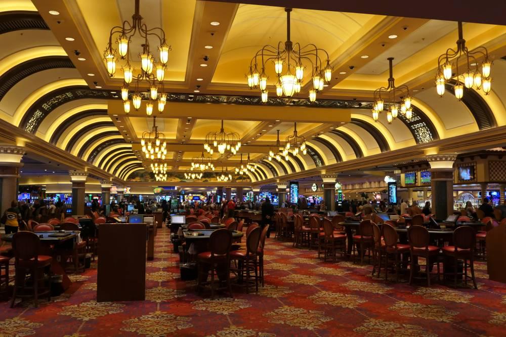 Casino South Point Hotel in Las Vegas