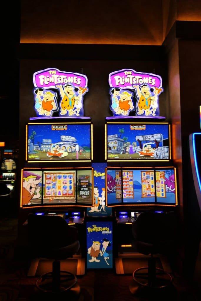The Flintstone slots