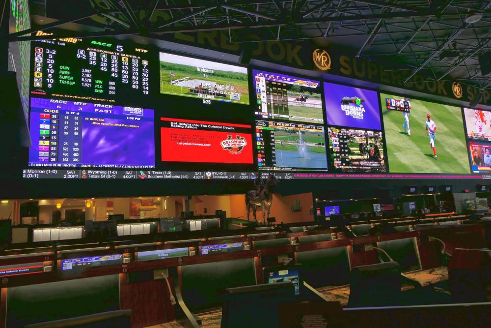 Westgate Superbook in Las Vegas