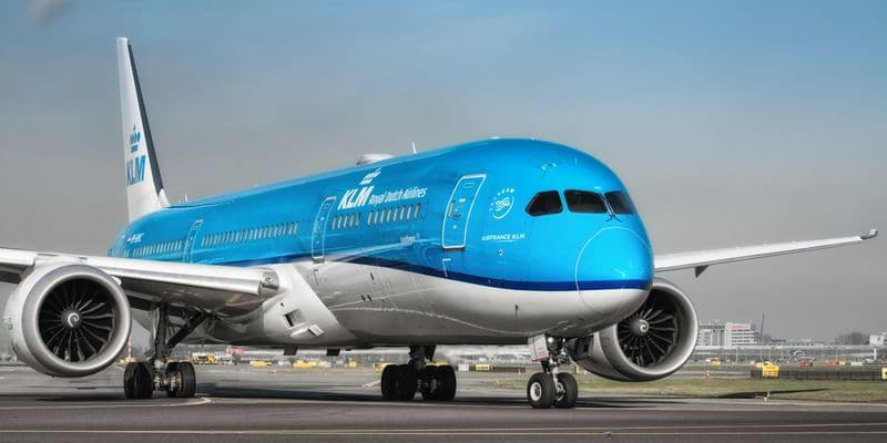KLM Dreamliner Boeing 787-9