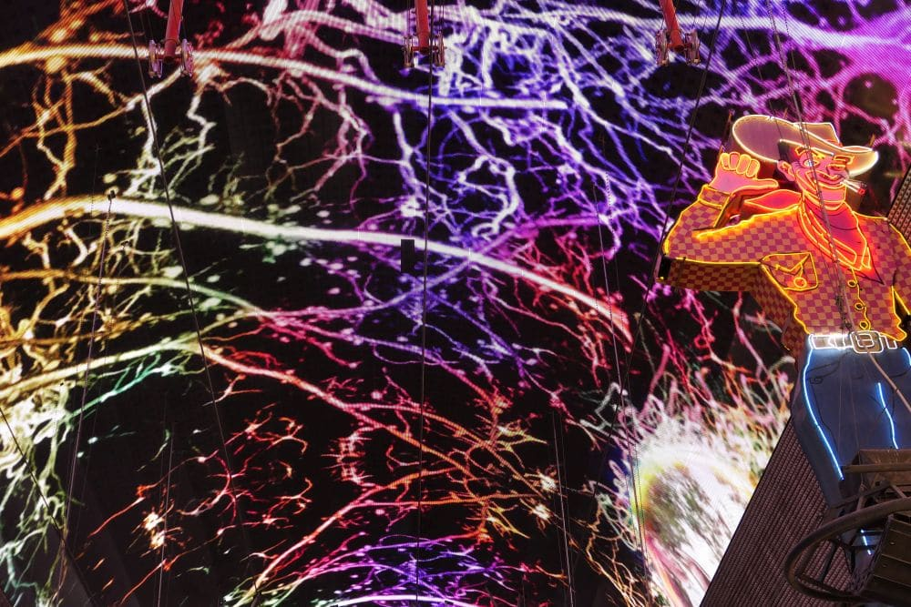 Foto's Downtown Las Vegas, Neons, Street Art en nog veel meer