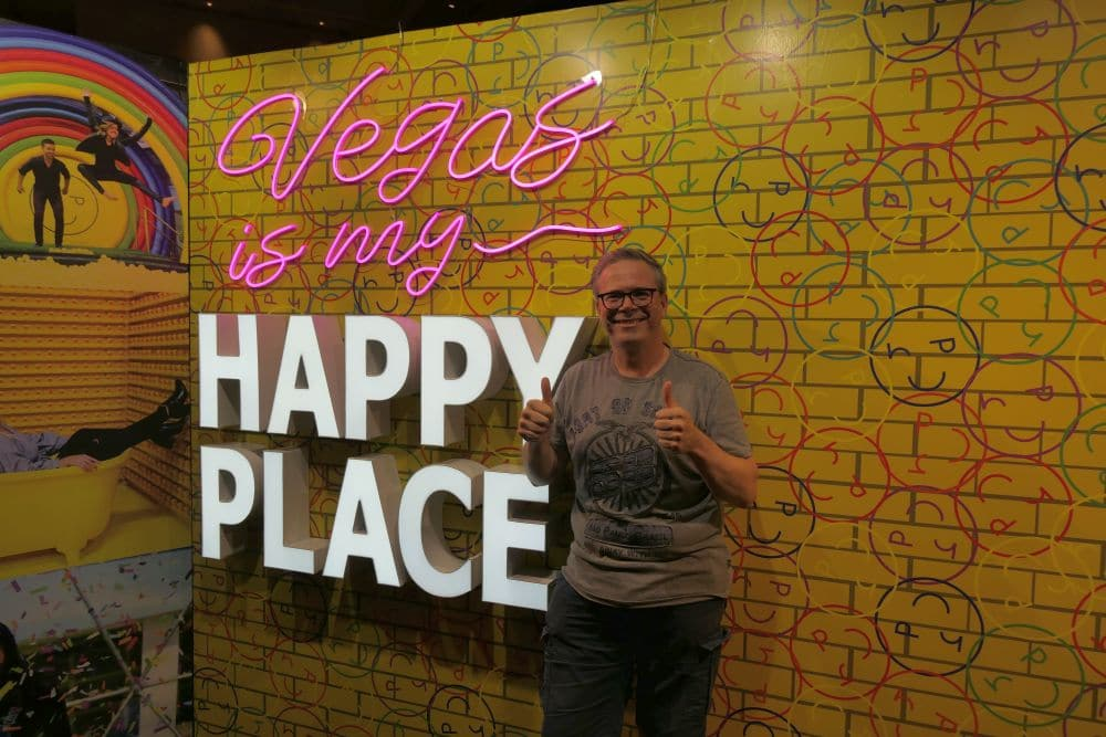 Vegas is my Happy Place dankzij Delano en Mandalay Bay