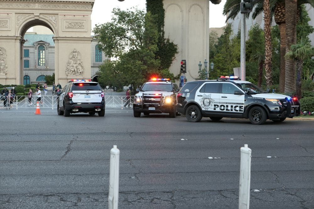 Is Las Vegas veilig of onveilig?