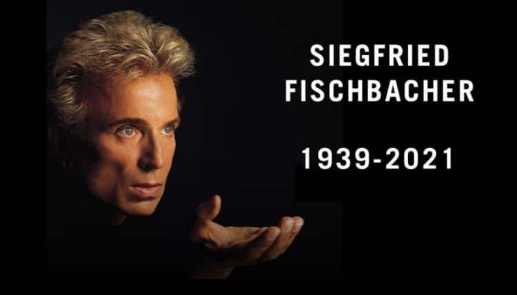 Siegfried Fischbacher van het wereldberoemde duo Siegfried & Roy is overleden