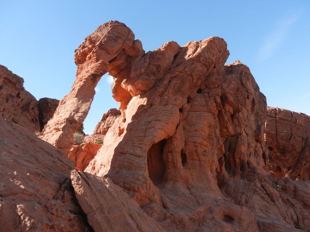 Elephant Rock,Valley of Fire
