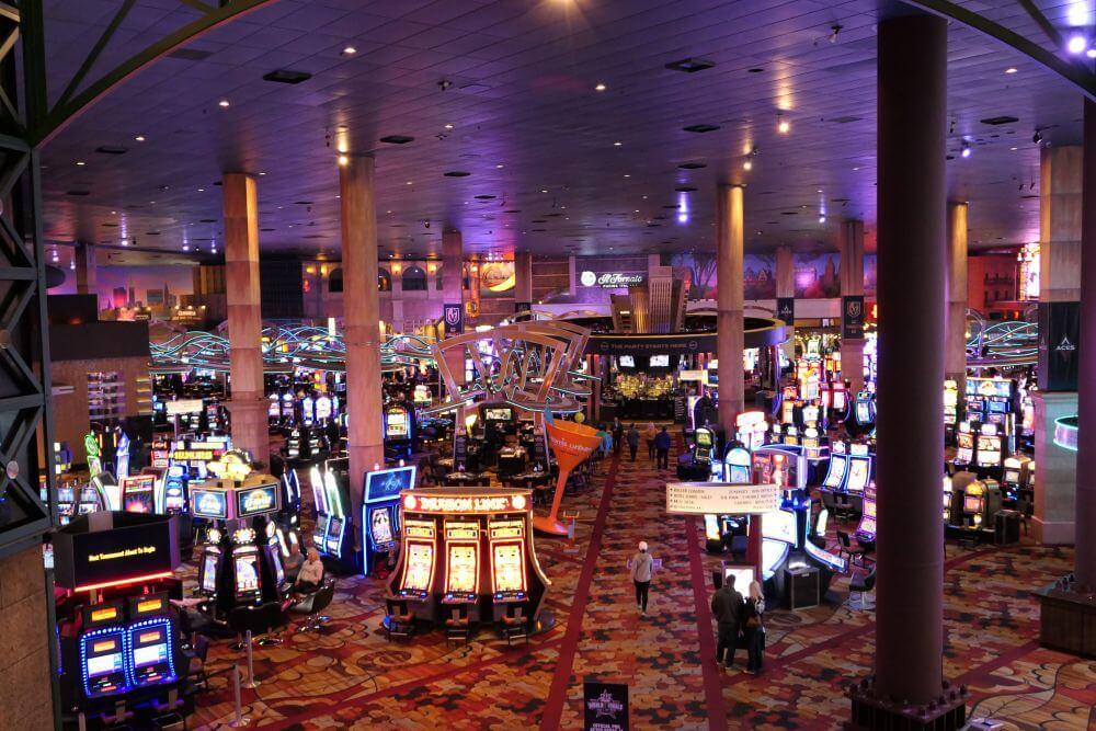 Casino NY-NY, één van de leukste casino's in Las Vegas