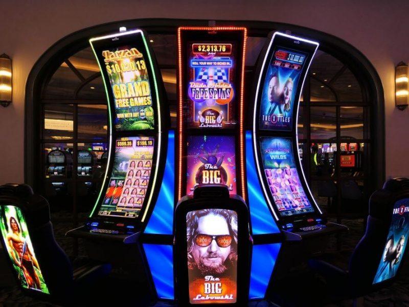 Gave Las Vegas slots, gokkasten die vaak alleen of als eerste in Vegas ziet.