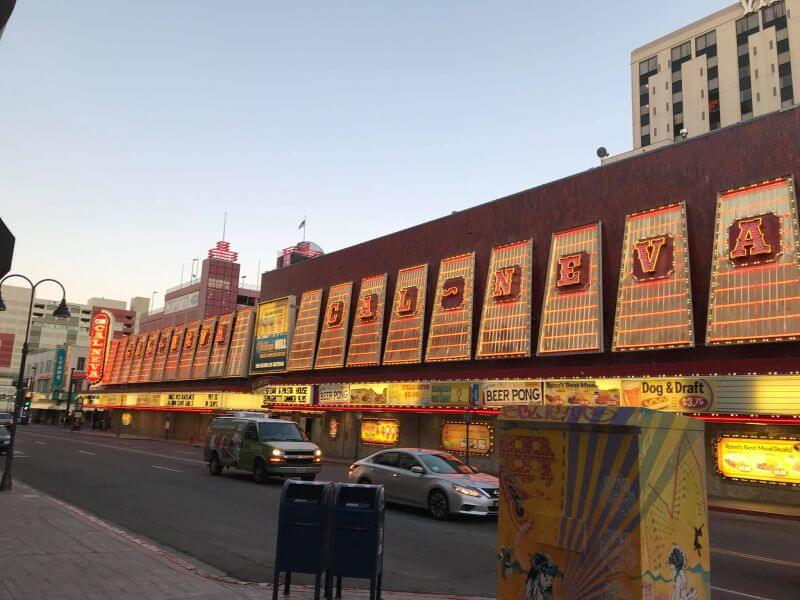 Club Cal Neva Casino in Reno