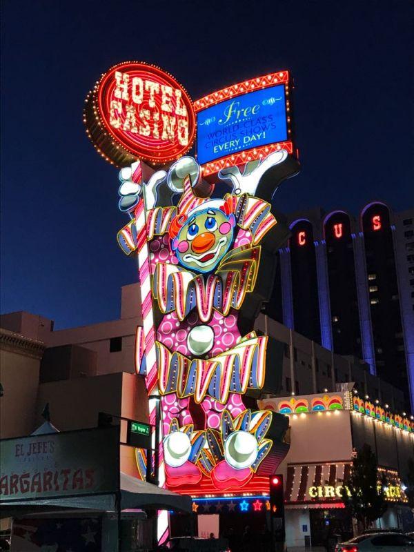 casino circus circus hoel in reno nevada