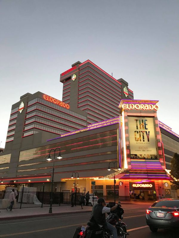 Prachtige neons Eldorado casino