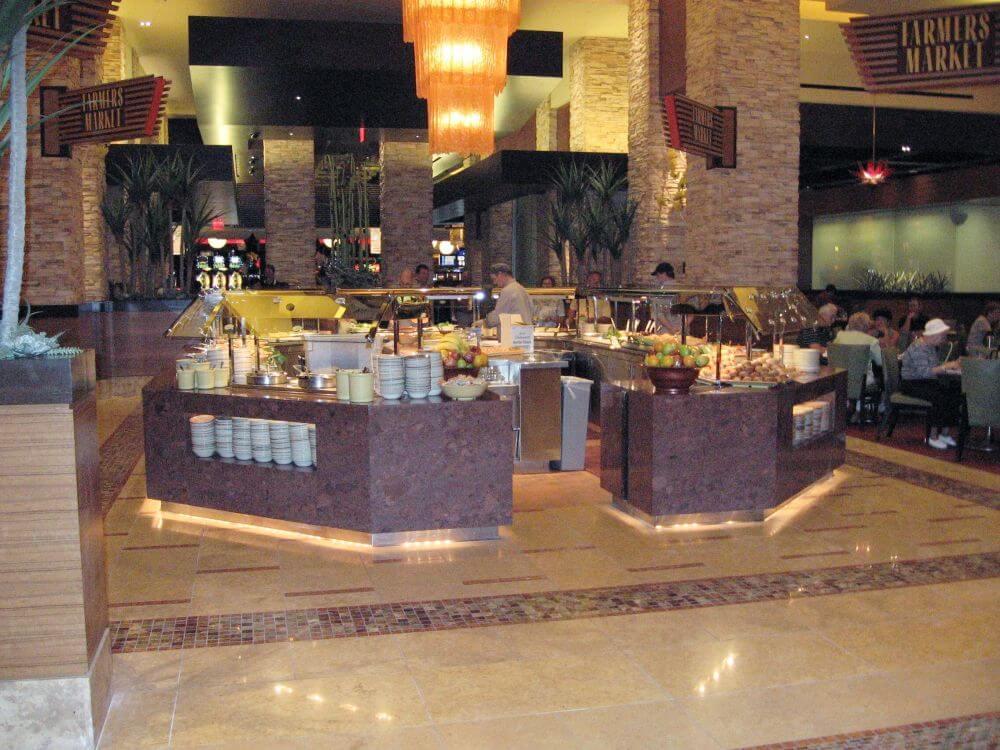 Feast Buffet Red Rock Resort in 2006