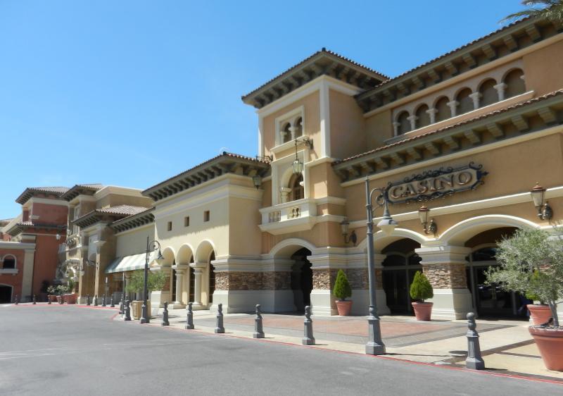 Einde Station Casinos buffets, ook in GVR