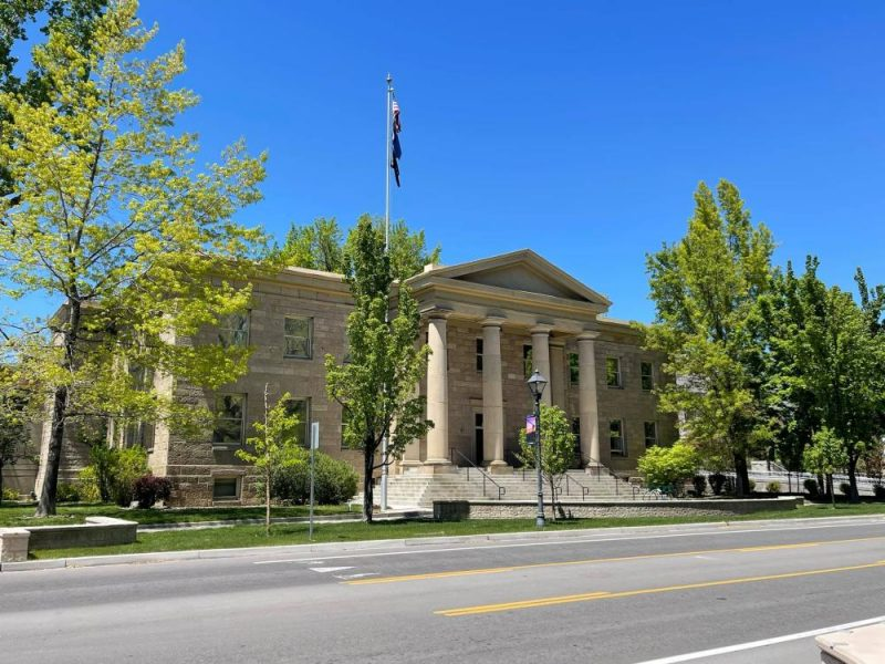 Nevada State Capitol in Carson City